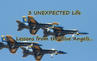 Three Unexpected Lessons from the Blue Angels